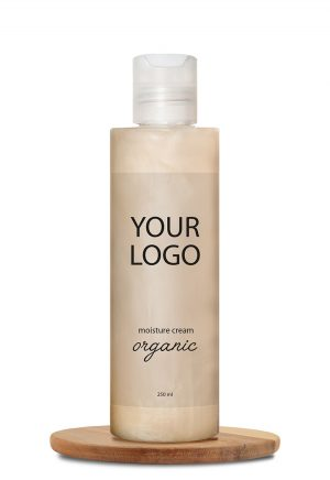Organic Moisture Cream 250ML