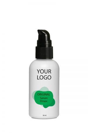 White Label Original Haircare Serum Drops Oil 50ML