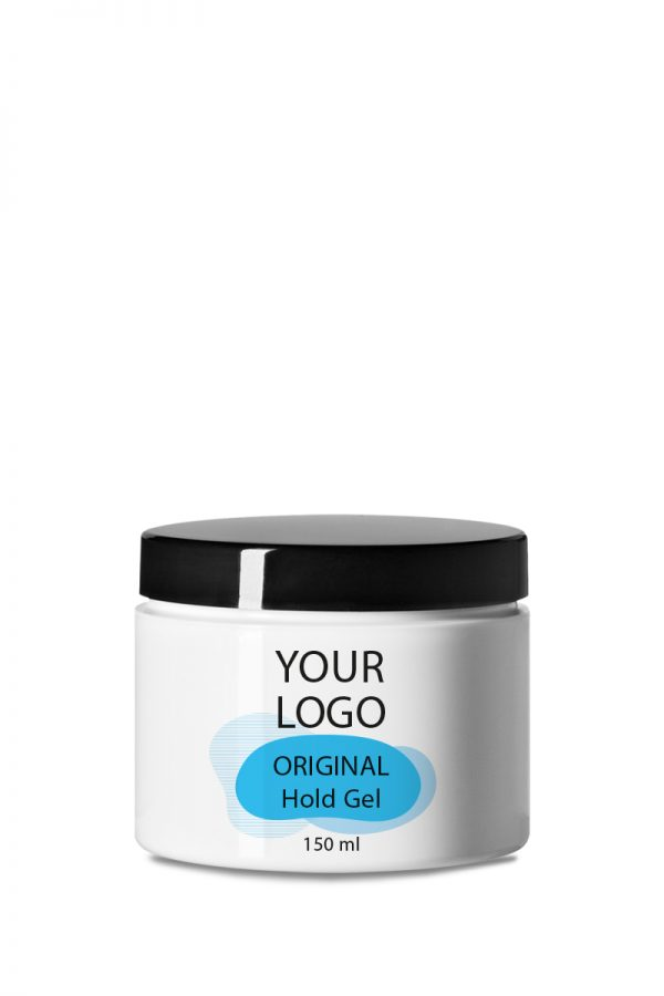 White Label Original Haircare Hold Gel 150ML