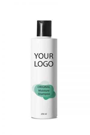 White Label Original Haircare Moisture Shampoo