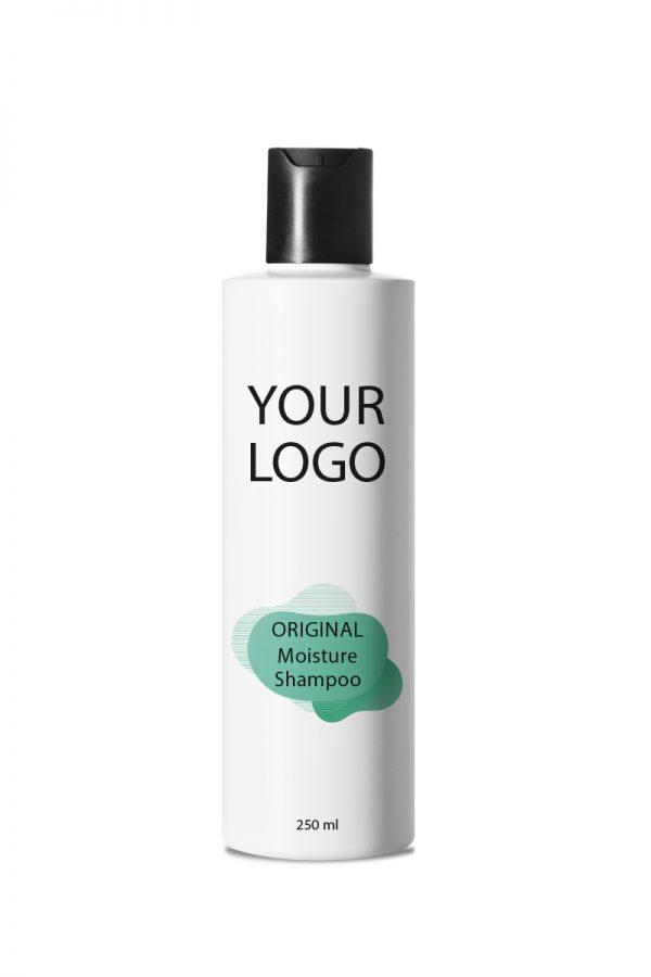 White Label Original Haircare Moisture Shampoo 250ML