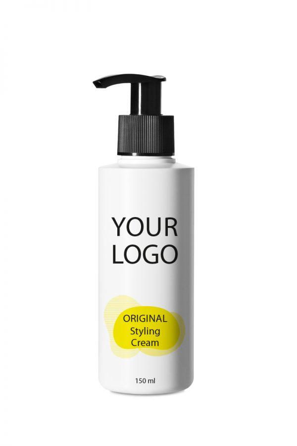 White Label Original Haircare Styling Cream 150ML