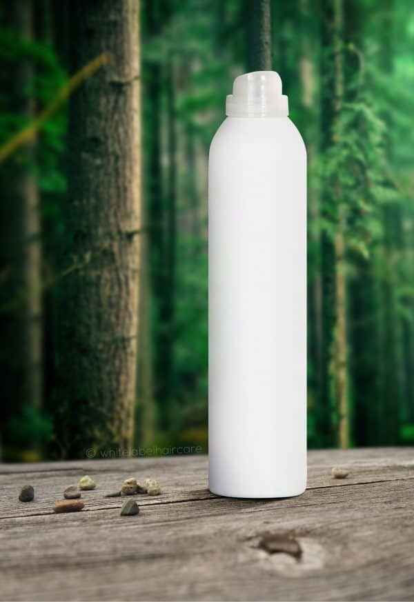 Organic Hairspray 300ml