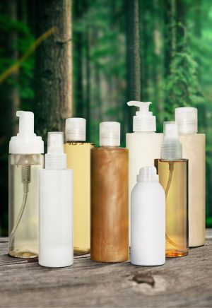 white label organic sample pakket