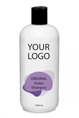 White Label Original Haircare Violet Shampoo 1000ML