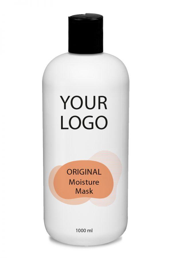 White Label Original Haircare Moisture Mask 1000ML