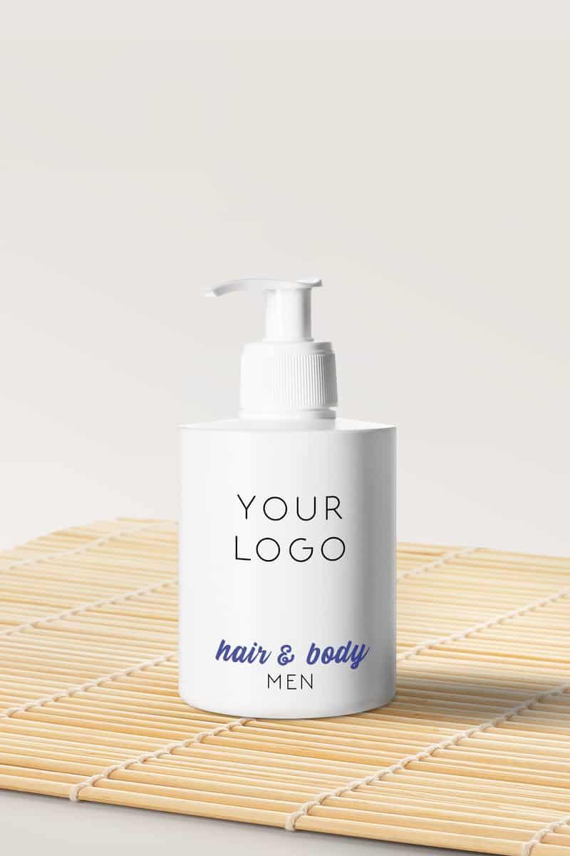 hair and body wash men 250ml