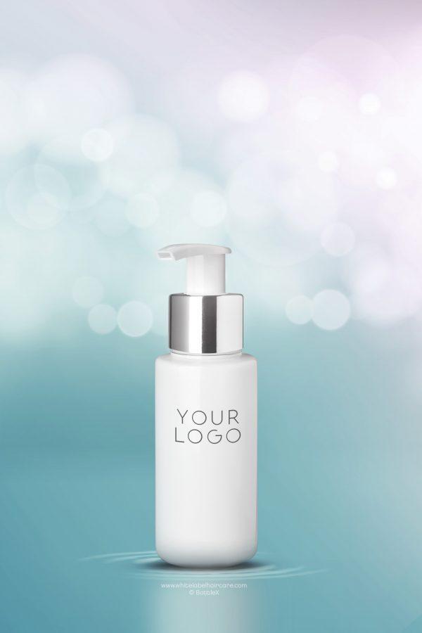 white label skincare cream exfoliant 75ml