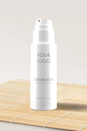 Hand Lotion - White Label Podium