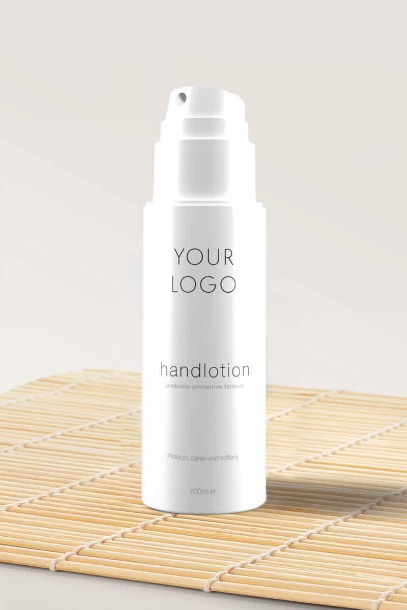 Hand Lotion - White Label Podium