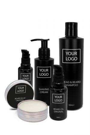White Label Barber Mencare Testpakket