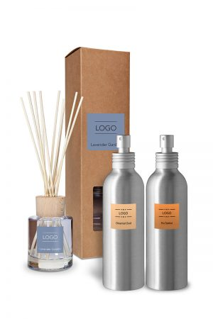White Label Homecare Aroma Testpakket