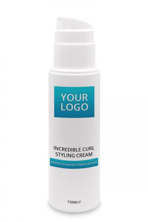 White Label Incredible Curl Styling Cream 150ml
