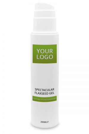 White Label Spectacular Flaxseed Gel 200ml