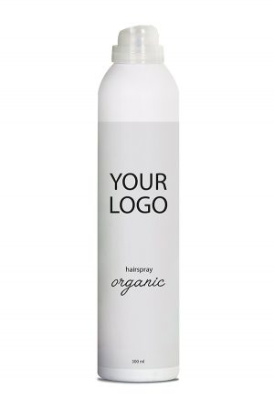 Organic Haarlak Aerosol 300ml