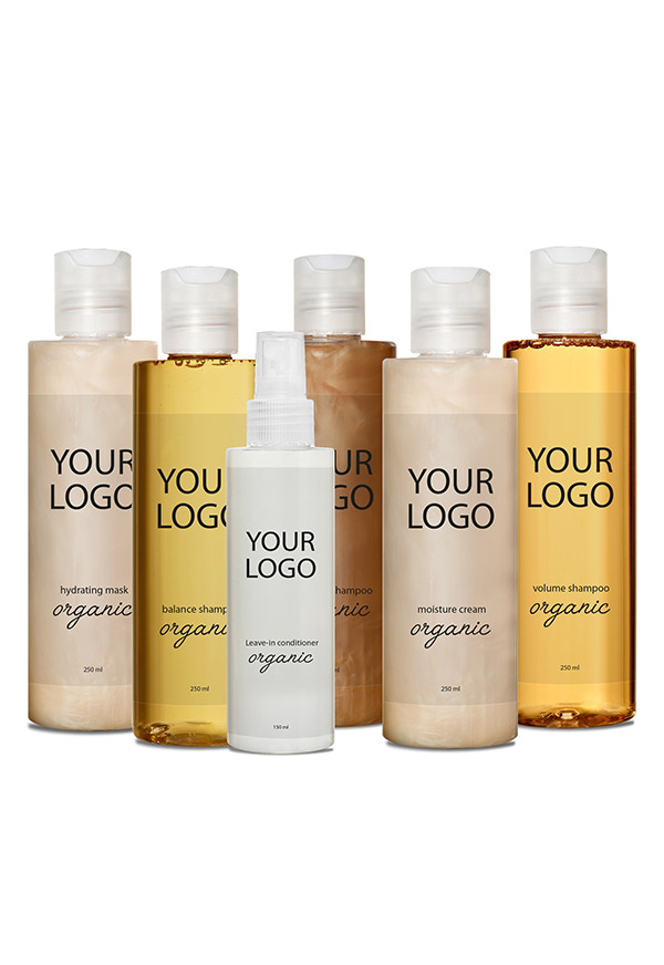 White Label Samples Organic Haircare Care