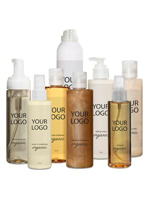 White Label Samples Organic Haircare Styling
