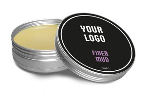 White Label Tins Fiber Mud