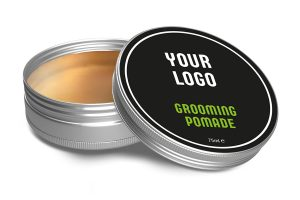 White Label Tins Grooming Pomade