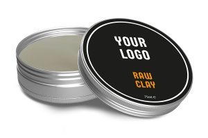 White Label Tins Raw Clay