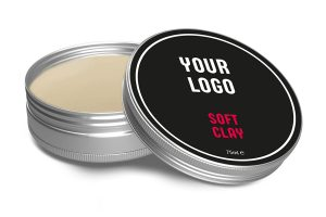 White Label Tins Soft Clay
