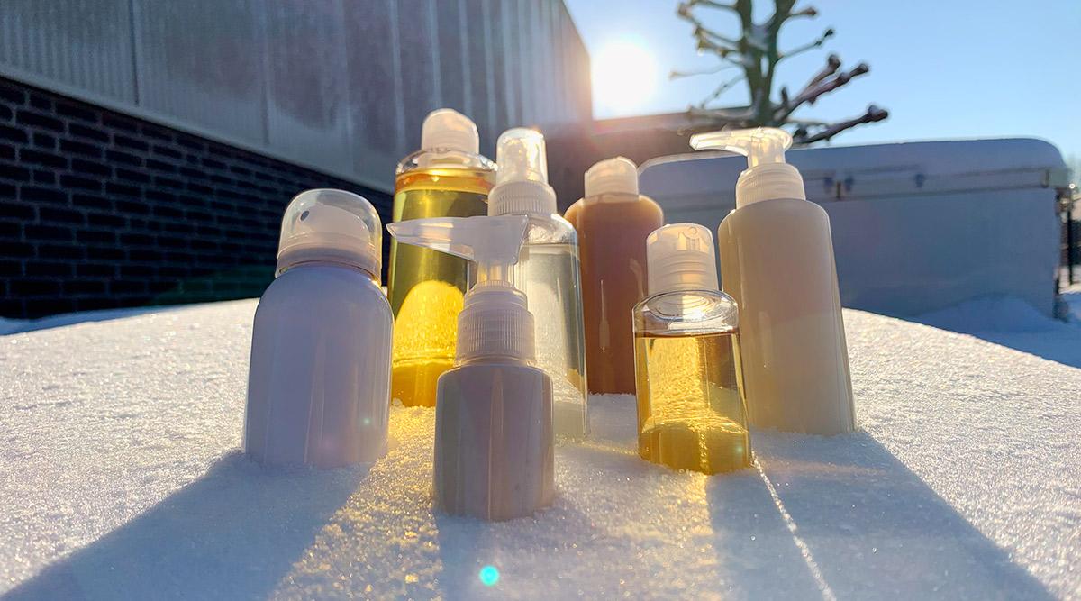 BottleX White Label aan de slag met branding!
